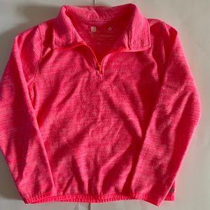XERSION Girl's Fleece Pullover Small 7-8
